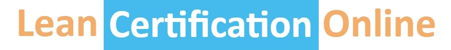 Lean Certification Online